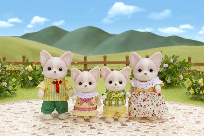 Spielzeug: Sylvanian families